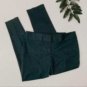 NWT Loft marisa skinny ankle blue pants